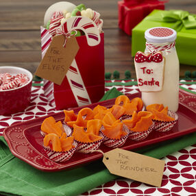"""Cookies for Santa """"To Go"""""""