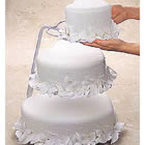 Wilton Cake Stand Construction