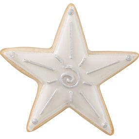 A Celestial Glow Cookie