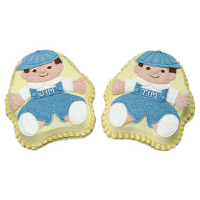 Best Buddies Cake