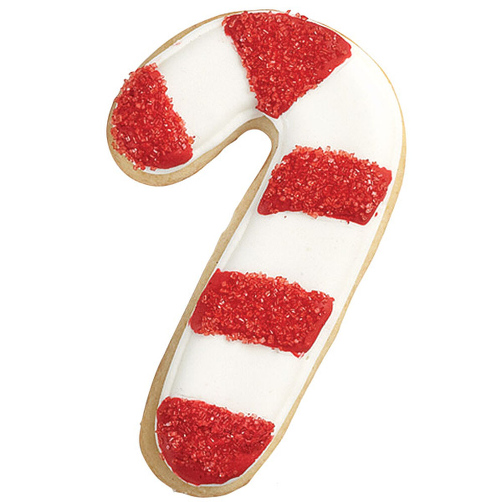 Best of the Season Candy Cane Cookies | Wilton