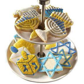 Almond Hanukkah Cookies