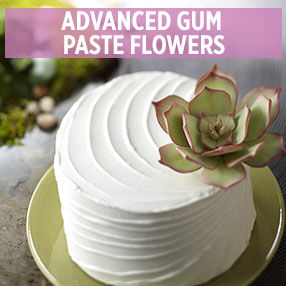Advanced Gum Paste Flowers