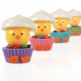 Chicks Up to Tricks Easter Candy