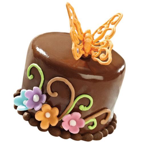 Mini Spring Themed Cakes
