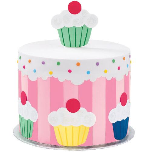 Cupcake Celebration Cake