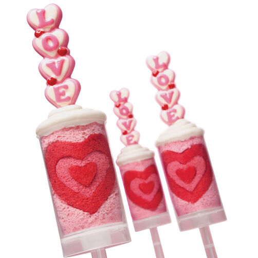 Love Potion Valentines Sweets