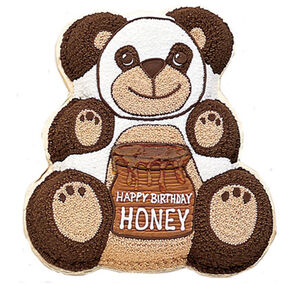 Honey Bear Cake