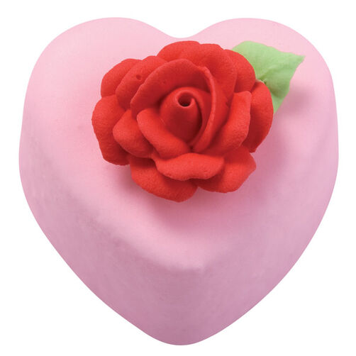 A Rose for Your Sweetheart Mini Cake