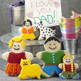 Dad's Perfect Family Cookies