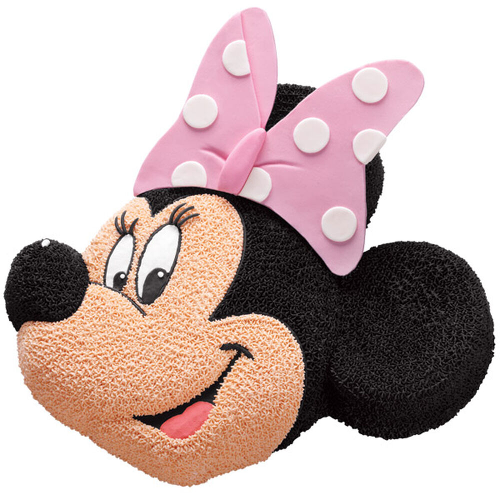 Minnie mouse cake wilton - Minni et mickey ...