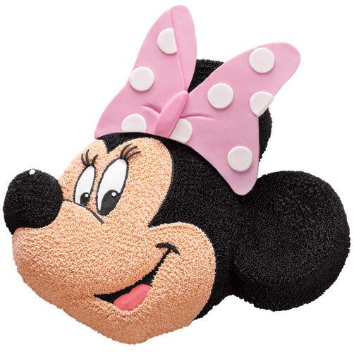 Minnie Mouse Head Cake Pan