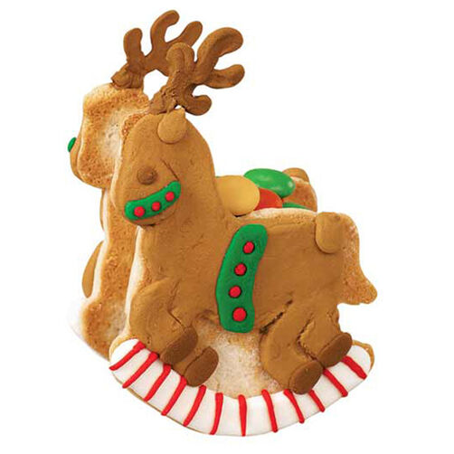 Rockin' Reindeer! Cookie