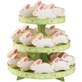 Cute Crisped Rice Cereal Treat Bunnies
