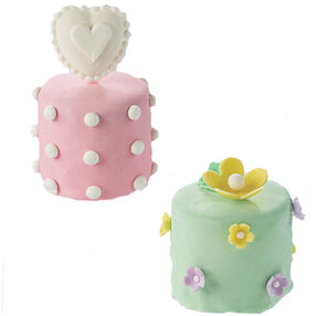 Perfect Petits Fours Mini Cakes