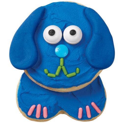 Precious Puppy Cookies