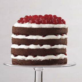 Wilton Black Forest Cake