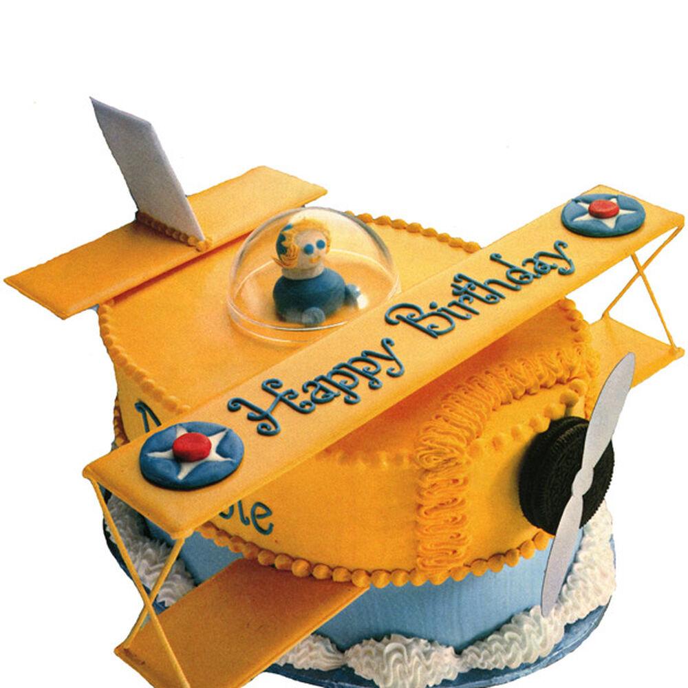The Perfect Pilot Cake Wilton