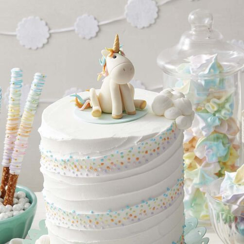 Whimsical Unicorn Cake