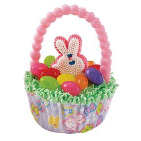 Basket Inspectors Cupcakes