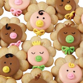Bonnet Baby Cookies