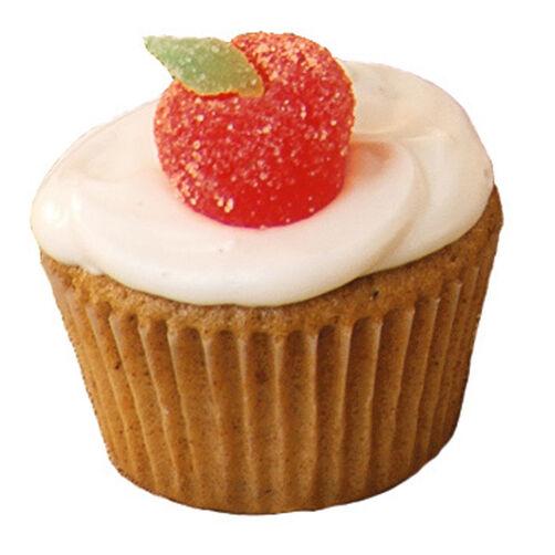 Apple Spice Mini Cupcakes