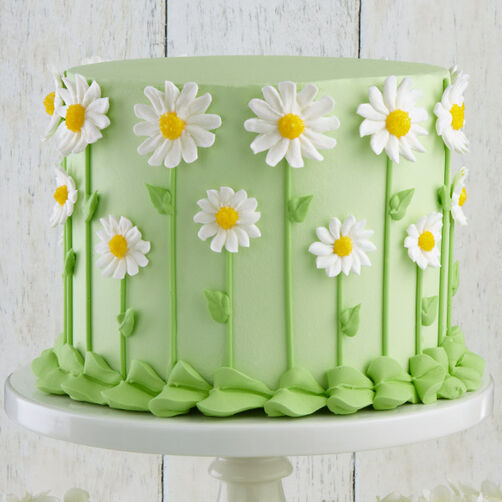 Fresh as a Daisy Cake