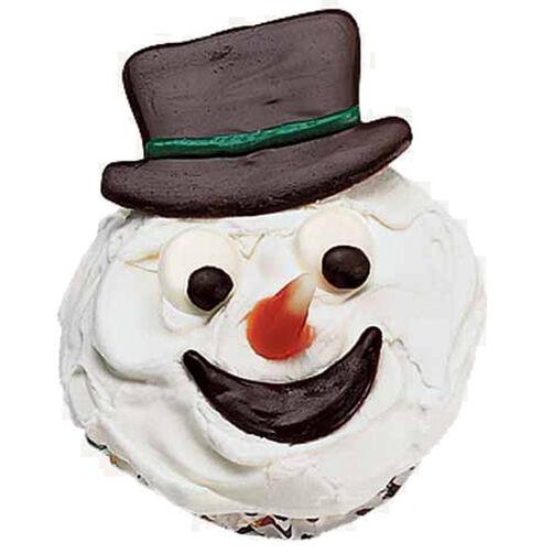 A Warm Smile Cupcake