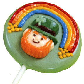 Rainbow's End Lollipop