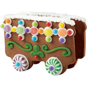 Choo-Choo Chocolate Cookie Train Caboose