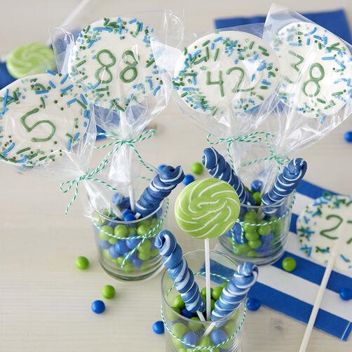 Candy Melts Candy Lollipops
