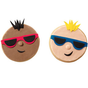 Cool Dudes Cookies