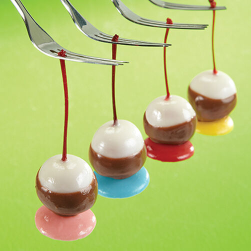 Dipped and Delectable Candy-Covered Cherries
