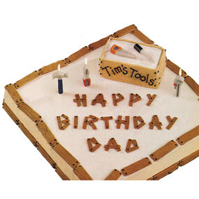 Handyman's Special Cake