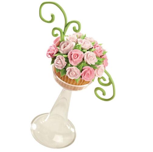 Petals on a Pedestal Cupcake