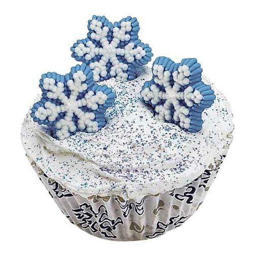 Snowdrift Cupcakes