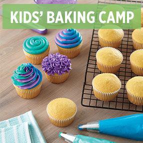 Kids Baking Camp
