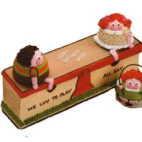 Free-Time Fun! Cake