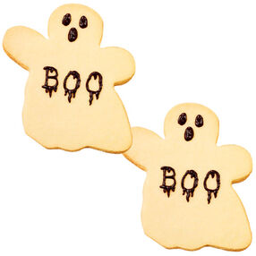 Boo-tiful Ghost Cookies