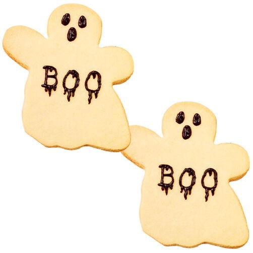 Boo-tiful Ghost Cookies