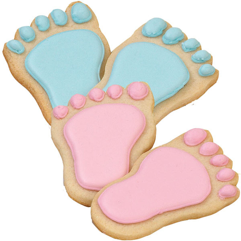 Footprint Cake Cutter