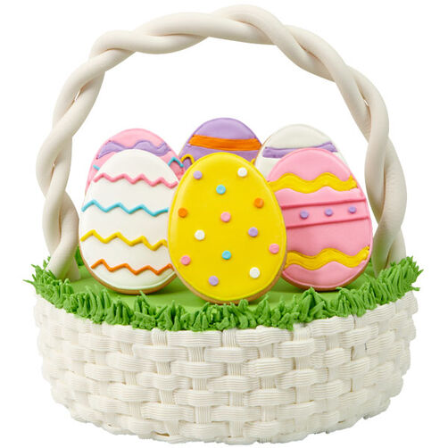 Eggs In One Basket Cake and Cookies