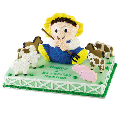 Future Farmer Cake