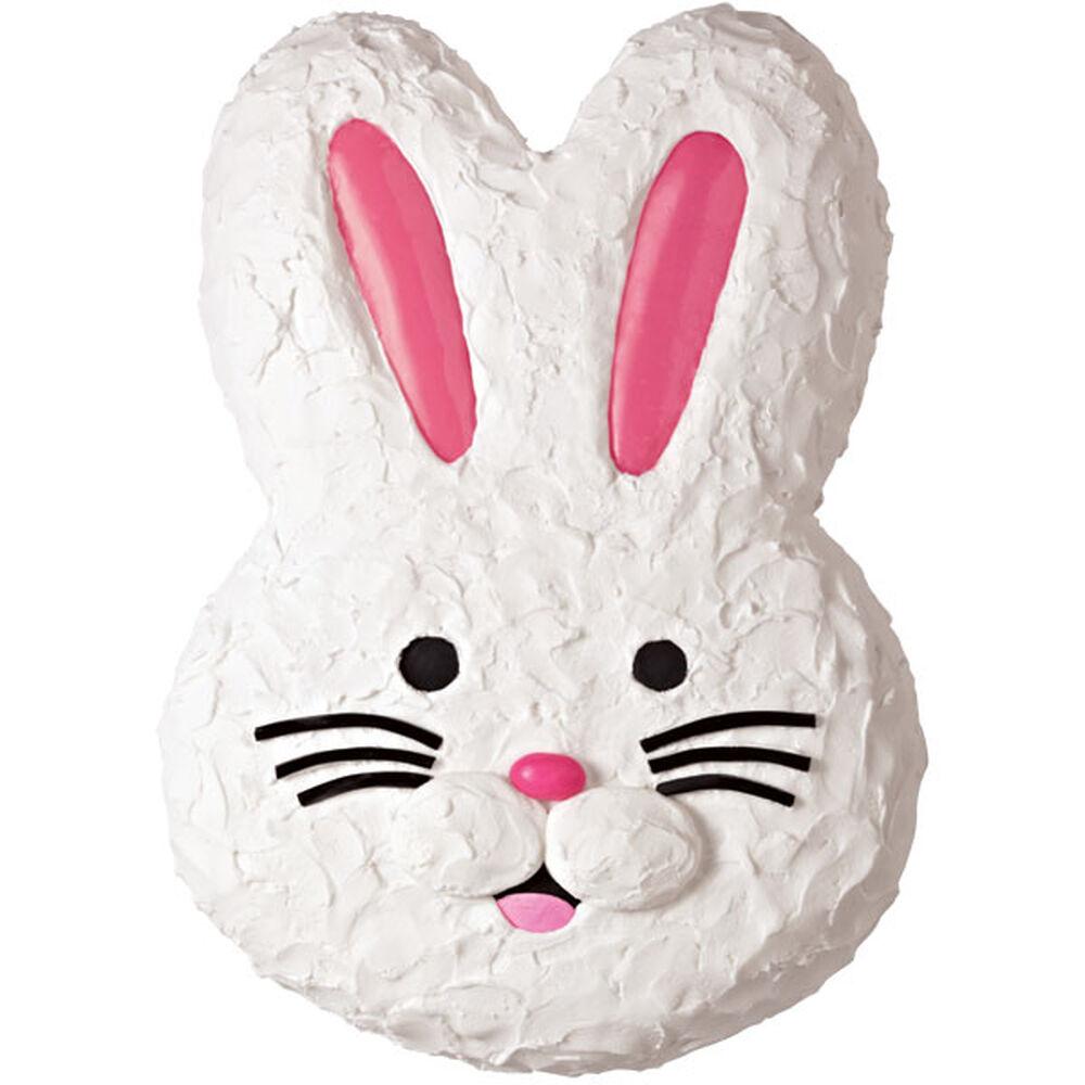 Rabbit Cake Decor : Fun & Fluffy Bunny Cake Wilton