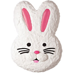 Fun & Fluffy Bunny Cake