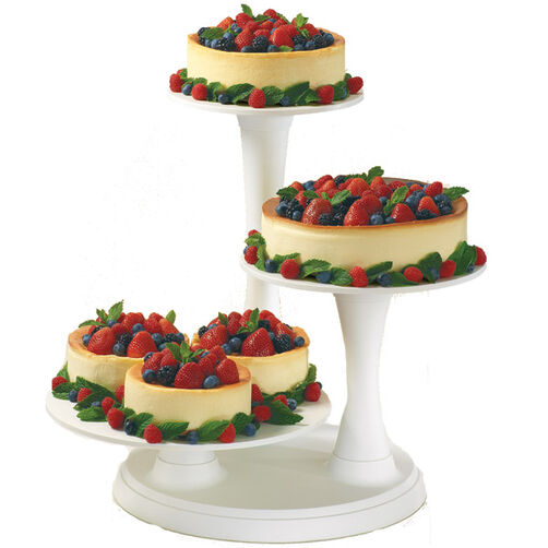 Fresh Berry Cheesecakes