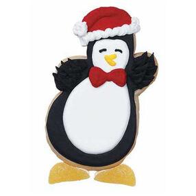 Penguin Party-Goer Cookies
