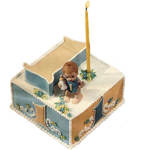 Hail Baby's First Cake