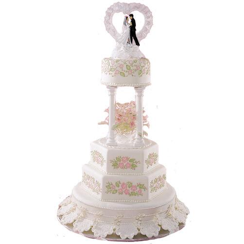 Petal Perfection Cake