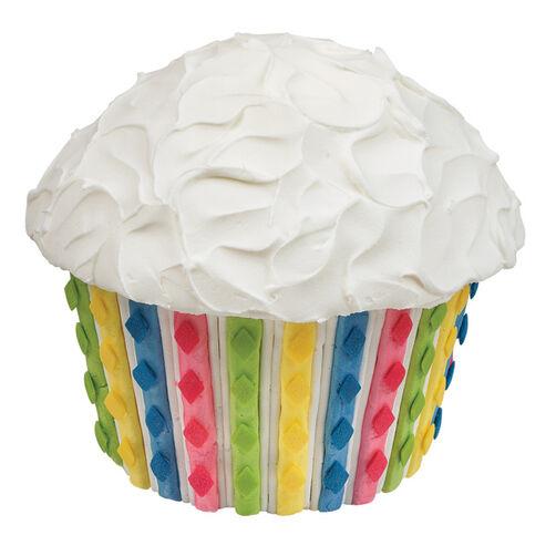 Stunning Stripes Cake